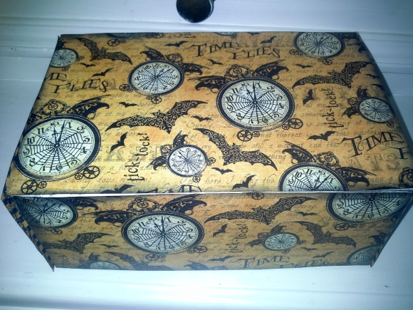 Book of Spells box