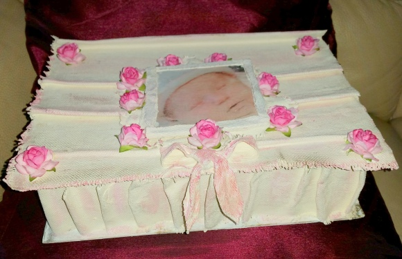 Emilia Keepsake Box